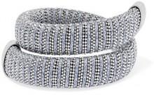 Carolina Bucci - Caro White Gold-plated And Lurex Bracelet