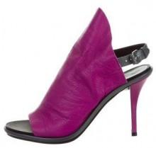 Balenciaga Glove Leather Sandals