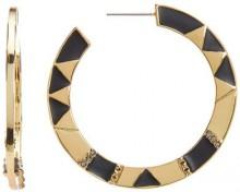 House of Harlow 1960 44mm Nelli Hoop Earrings