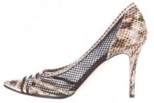 Jimmy Choo Snakeskin Hettie Pumps