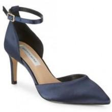 Mia Satin D'Orsay Pumps