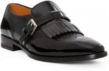 Ralph Lauren Galessa Calfskin-Patent Loafer