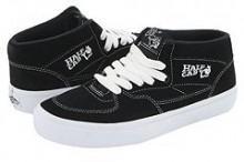 Vans - Half Cab Core Classics (Black) - Footwear